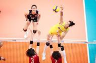中国女排零封日本夺五连胜 张常宁霸气8连发 单局轰出25-10