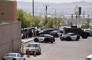 美国得州一超市发生枪击案,已至少造成19死40伤