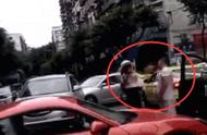 重庆保时捷女车主,丈夫不满其行事风格和打扮,目前该派出