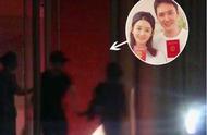 冯绍峰被曝出轨后接机赵丽颖,遮挡严实不忘牵手,力破婚变传闻
