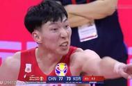 周琦:男篮史上第一人!唯一被百度百科锁定词条的球员