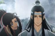 魔道祖师:听说老祖和含光君一起去泡温泉了,画面简直不敢想象!