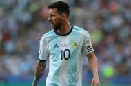 官方:梅西惨遭南美足联禁赛3个月 罚款5万美元