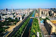 美爆了!临泉打造最美风景线!直通高铁站.......