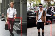 160矮个子的男朋友,如何穿出175的身高,这样搭配显高又时尚