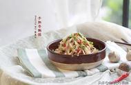 手撕杏鲍菇,10分钟的快手菜,简单好吃又营养