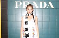 Meng Meiqi's seeing is beautiful modelling, return it is a long story than Guan Xiaotong, chen Kun