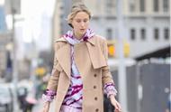 真正聪明的女人,秋天穿风衣都不会选择这4种内搭,廉价又掉档次
