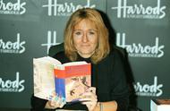 《哈利·波特》系列小说作者竟是女孩?她6岁写故事身价
