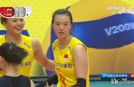 中国女排火力全开,日本队单局仅10分,张常宁连续发球得分很惊讶