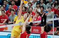 中国女排轻取日本,五连3:0稳居世界杯第一!美国微弱劣势第二