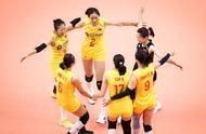 中国女排五连胜!绝对制空权3:0战胜日本队