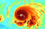 9月三大超强台风结束,风暴加布里埃尔升至10级,法茜已袭击日本