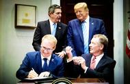 特朗普最终得逞!全球最大经济联合体低头,将大量采购美国农产品