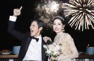 向佐郭碧婷大婚,百万首饰古董王冠惹眼球,两家家世太悬殊?