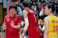 女排世界杯中国VS巴西 第三局中国一传连续失误22-25巴西比分1-2