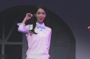 少女时代林允儿唱跳《青春修炼手册》,被她的笑容迷倒!
