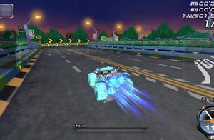 QQ飞车雷诺家族特效最亮眼的电玩雷诺独一无二的喷焰特效很酷炫!