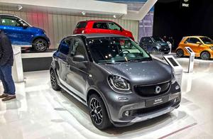 探馆:smart forfour Crosstown特别版
