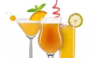 喝果汁和茶饮品就一定比碳酸饮料好了吗?