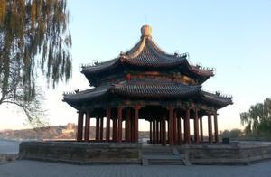 从中国最大的亭子——颐和园廊如亭说起