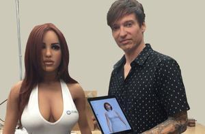 美国售价1万美金机器人上市,可用APP一键定制专属女友!