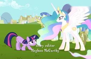 小马宝莉:宇宙公主带来无序,希望紫悦她们帮助无序改邪归正