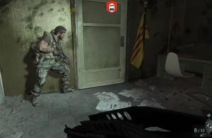 使命召唤7:管你敌人再多,有了这把霰弹枪,压制性的存在啊