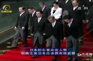 """专家:日本正在向国际社会""""维权"""",声称有拥有核武器的权利"""