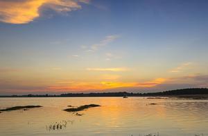 河南淮滨县有个风景怡人的兔子湖  你知道吗