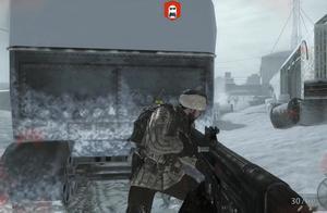 使命召唤7:真是悲剧了,误伤NPC,这样任务就失败了?