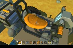 废品机械师强悍性能越野摩托车!