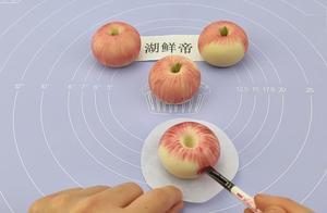 孩子挑食厌食不吃面食方案  苹果新吃法  你肯定没见过