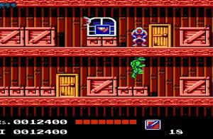 红白机游戏《忍者神龟I》TAS回顾,小时候能打到拆炸弹都算厉害!