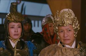 有谁敢伤害杨文广,想问问佘太君手中的龙头拐杖