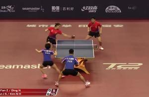 【乒乓球】一轮游!樊振东丁宁中国公开赛资格赛出局