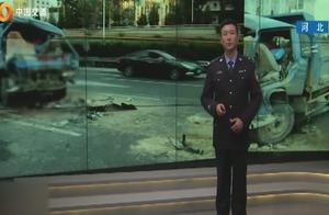 一场交通事故,两位受害者当场死亡,现场看得人头皮发麻!