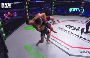 盘点MMA精彩的暴力砸摔瞬间,一个比一个摔得狠!简直丧心病狂
