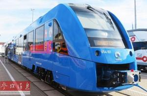 """快上车!全球首辆""""零排放""""的氢动力列车即将发车"""