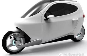 """技术控:这款电动汽车像""""不倒翁""""永远撞不倒,原因在哪?"""