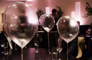 可食用气球——让吃货也可以拥有浪漫,对比你有什么看法?