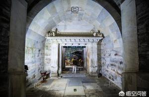 清东陵里乾隆慈禧的尸骨还存在吗?