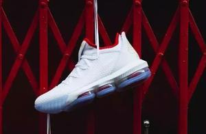 NBA球员今日上脚:詹姆斯16选秀日配色,加内特总决赛经典战靴!
