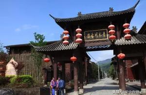 汉中宁强最美古镇——青木川