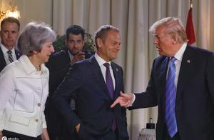 """特朗普惹祸了!法国向世界霸主""""开炮"""",呼吁欧洲回击美国讹诈"""