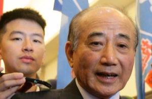 民进党当局抵制海峡论坛 王金平:两岸问题不解决,台湾怎有前途?