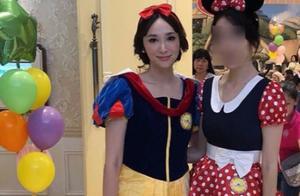 吴佩慈扮白雪公主为儿子庆生,2岁Hudson卡通形象超可爱