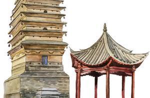金龟子教你看图写话之古都洛阳 白马寺