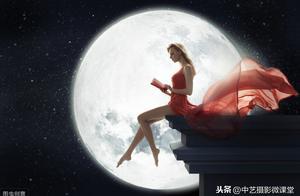 海上生明月,天涯共此时。今晚拍月亮,约吗?