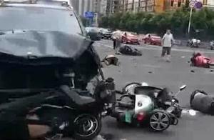 奔驰惨烈车祸因妻子抢方向盘?官方回应7大质疑